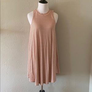 By Together Striped Swing Dress
